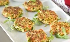 Zucchini Cakes Recipe - Relish