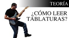 Teoría: Cómo leer tablaturas en la guitarra