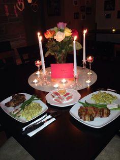 🦹🏾♂🦹♀Romantic Surprise for him? 🦹🏾♂🦹♀Romantic Surprise for him? Romantic Dinner Tables, Romantic Dinner Setting, Romantic Room, Romantic Dinners, Romantic Ideas, Romantic Decorations, Romantic Dates, Date Dinner, Dinner Sets