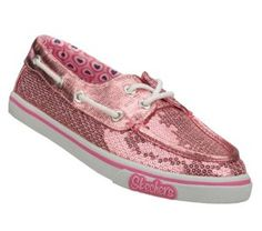 Women's Skechers Celebrations - Chatter Bug - Pink Pink