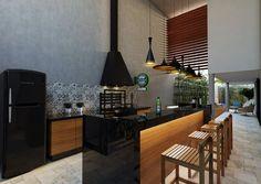 Fotos de cozinhas modernas: casa bt  | homify