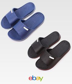 Men Summer Non-Slip Fashion Slippers Couple Flip Flops Sandals Fashion  Casual cef427483