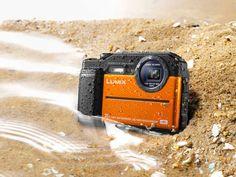 #Panasonic Lumix FT7 offer 20.4-megapixel resolution.