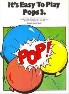It's Easy To Play Pops 3 by Frank Booth