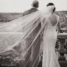 Stefania & Paul's Garden Wedding