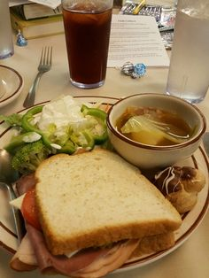 Soup and Sandwich buffet September SBE Meeting