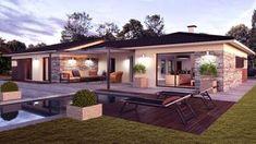 Modèle de maison Panama - . Retrouvez tous les types de maison à vendre en France sur Faire Construire Sa Maison