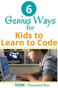 What a great article about different ways kids can learn to code. Coding is foreign to lots of us digital immigrants, but it seems kids want to learn programming and coding. Lots of good ideas here! Importance Of Time Management, Learn Programming, Coding For Kids, Learn To Code, How To Learn Coding, Learn Math, Math Help, Homeschool Curriculum, Online Homeschooling
