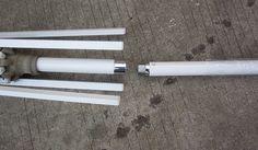 Aluminum Parasol without Tilt Tilt, Design