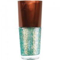 EmeraldSands Mineral Fusion #Nail lacquer #beautyinthebag #Green
