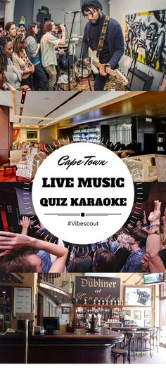 Every day of the week is a good day for karaoke, live music, Quiz Nights and more. Night Club, Night Life, Hot Beach, Tourist Trap, Beach Bars, Like A Local, Africa Travel, Best Cities, Cape Town