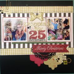 Heidi Swapp Believe  PREPPING FOR 25 December - Scrapbook.com