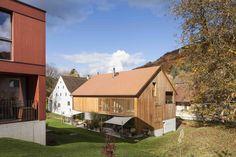 Gallery of Conversion Mill Barn / Beck + Oser Architekten - 8