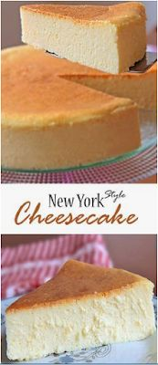 New York Style Cheesecake | foodrink
