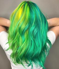 """7,013 Likes, 30 Comments - Pulp Riot Hair Color (@pulpriothair) on Instagram: """"@jonathanhairpaints is the artist... Pulp Riot is the paint."""""""
