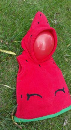 SHOPKINS inspired KIDS Meloni Pipp Watermelon by INANAICLOTHING