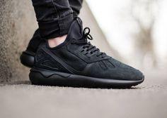 Adidas Tubular Runner Monochrome Core Black (noir) (1)