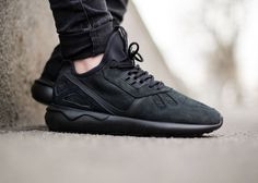 Adidas Tubular Runner Monochrome Core Black (noir) (1)