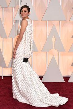 #RedCarpet La moda en los Oscars 2015: 10 looks en blanco y negro | Bloc de Moda: Noticias de moda, fashion y belleza Primavera Verano 2015