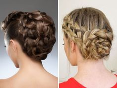 Wedding bun hairstyles are the trendiest of all. There are numerous innovative hair updos for wedding. Check out our list of the best wedding bun hairstyles for simple to fashionable brides. Bridesmaid Hair Side Bun, Black Bridesmaids Hairstyles, Bridesmaid Hair Flowers, Bridesmaid Hair Medium Length, Unique Wedding Hairstyles, Wedding Updo, Messy Bun Hairstyles, Cool Hairstyles, Hairstyle Ideas