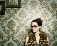 ingrid michaelson <3 so in love and inspired by this woman.