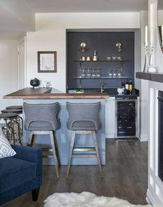 Hill Street House by Christine Elliott Designs | HomeAdore