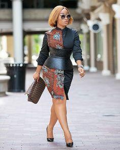 Elegant Ankara Fashion Styles at the Moment