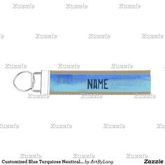 Shop for customizable Artistic keychains on Zazzle. Buy a metal, acrylic, or wrist style keychain, or get different shapes like round or rectangle! Grunge Art, Aqua Blue, Nautical, Abstract, Beach, Artist, Image, Design, Navy Marine