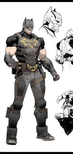Comic Book Artists, Comic Books Art, Comic Art, Marvel Dc, Wrestling Costumes, Batman Red Hood, Batman Spiderman, Batman Artwork, The Dark Knight Rises