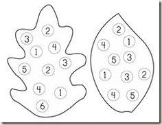 10 Best Bingo Daubers Images Do A Dot Preschool
