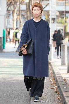 Risa | AMERICAN RAG CIE YURI PARK  FUMIKA UCHIDA NATSUKO TOYOFUKU 181 | 2nd week  Dec. 2016 | Omotesando | Tokyo Street Style | TOKYO STREET FASHION NEWS | style-arena.jp