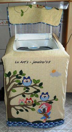 Capa para lavadora de roupas Electrolux 15 kg