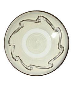 小鹿田焼き / 8寸皿
