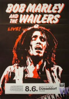 Bob Marley And The Wailers - Voice Of The Sufferers - Memorabilia Tour Posters Tour Posters, Band Posters, Vintage Concert Posters, Vintage Posters, Retro Posters, New Poster, Poster Wall, Poster Prints, The Wailers