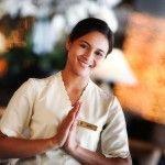 Long serving staff at InterContinental Bali Resort