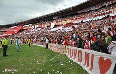 [Galería de Fotos] La Hinchada #1 [Somos Santa Fe De Bogotá] | Independiente Santa Fe