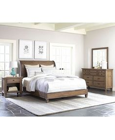 victoria bedroom furniture collection, created for macy's   olivia