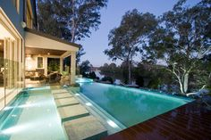 Picconi Project swimming pool by Rogers Pools