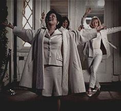The First Wives Club...this dancing/singing scene is the best.