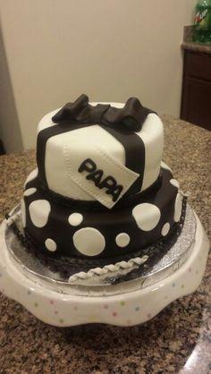 Father's birthday cake