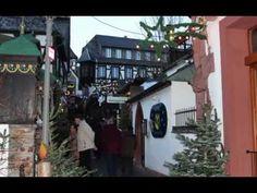 Christmas Market of Nations in Rüdesheimer, Germay #ttot