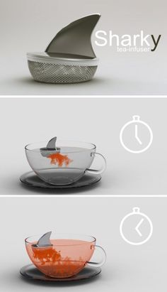 Tea Infuser, I love this!  @Amy Lyons Lyons Montry