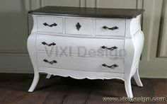 Image result for french style painted furniture