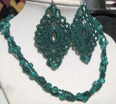 16 Simple Crochet Necklace Ideas | DIY to Make