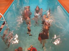 """milkpool: """" The Swimming Pool by Leandro Erlich """""""