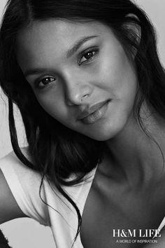 Meet Lais Ribeiro. | Read more at H&M Life