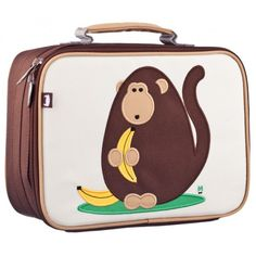 dieter the monkey lunch box by beatrix new york