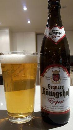 Beer Tasting, Brewery