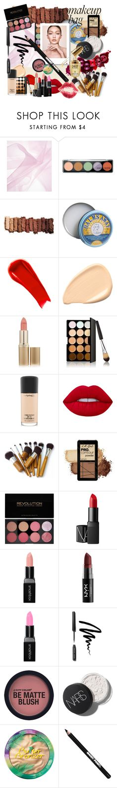 """""""my make up routine"""" by lovelofe on Polyvore featuring bellezza, MAKE UP FOR EVER, Urban Decay, TheBalm, NARS Cosmetics, L'Oréal Paris, MAC Cosmetics, Lime Crime, Smashbox e NYX"""