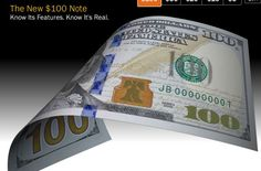 New 100 Dollar Bill is key to the plot of the first full length Emilia Cruz novel, Cliff Diver.